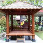pembuatan gazebo Jakarta